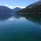 Wallowa Lake in NE Oregon
