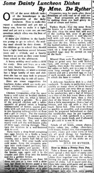 New York Press, 31 Jul 1904 (Credit: Fulton History dot com)