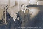 Ben Boles with son Newton Boles