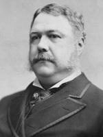 Chester A. Arthur, 21st President of the United States of America