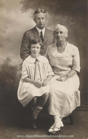 Coleman_Charles_Clarence_family