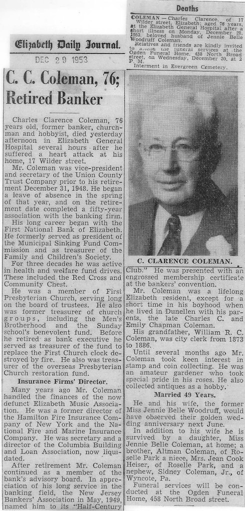Coleman_Clarence