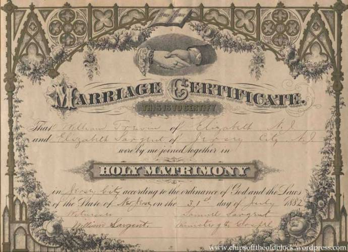 Trewin_Wedding_Certificate_