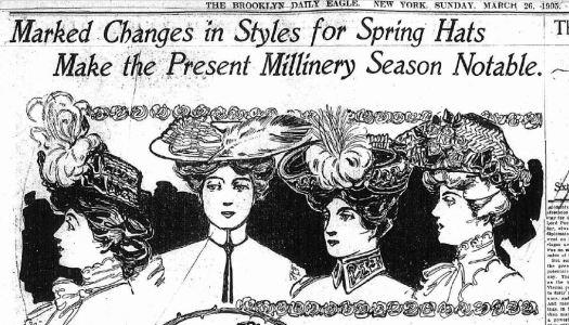 Brooklyn Daily Eagle, Courtesy of Fulton History dot com