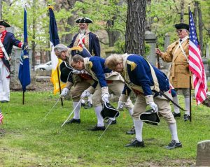 Sword Ceremony - IMAGE COPYRIGHT: CHUCK MARSHALL - USED WITH PERMISSION
